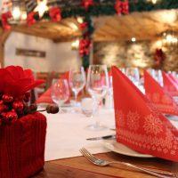 Das glanzvolle Weihnachtsbuffet
