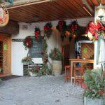 Weihnachten Eingang